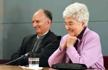 Pasquale Foresi és Chiara Lubich