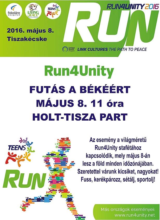 Run4Unity-Tiszakecske