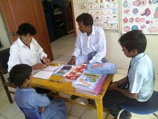 Gyermekek segítése
